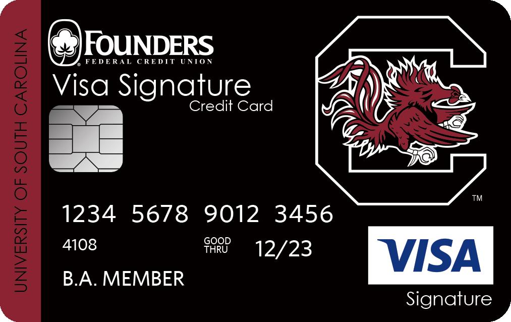 Visa Signature Credit Card